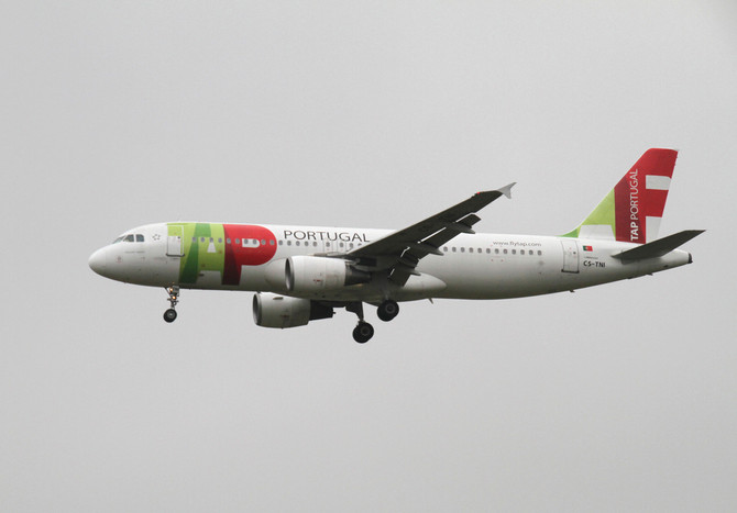 TAP PORTUGAL CS-TNI