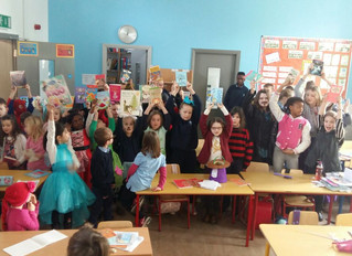 World Book Day - 2nd March 2017