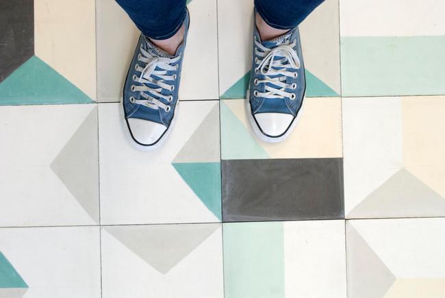 Colocación: como curar correctamente un mosaico calcáreo (sin meter la pata)