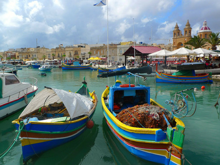 My 5 Malta Must See & Dos