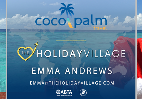 Welcome to Coco Palm Travel at The Holiday Village