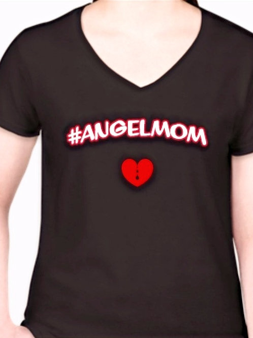 #Angelmom T-Shirt