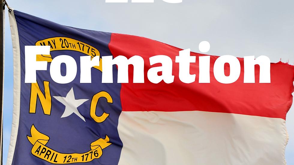 LLC Formation / NC & SC