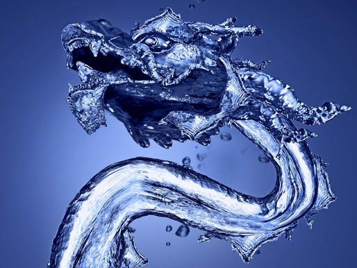 Прогноз на апрель - месяц водного дракона