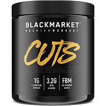 BlackMarket Labs Adrenolyn Cuts Pre-Workout