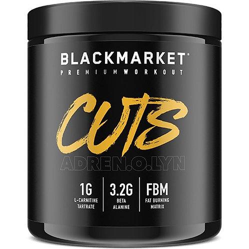 Cuts BlackMarket Pre Workout