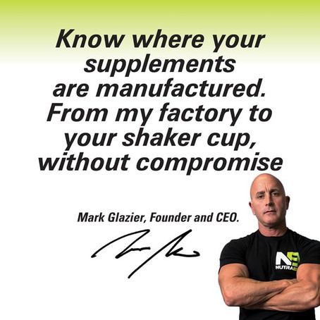 WHERE ARE YOUR SUPPLEMENTS MADE?