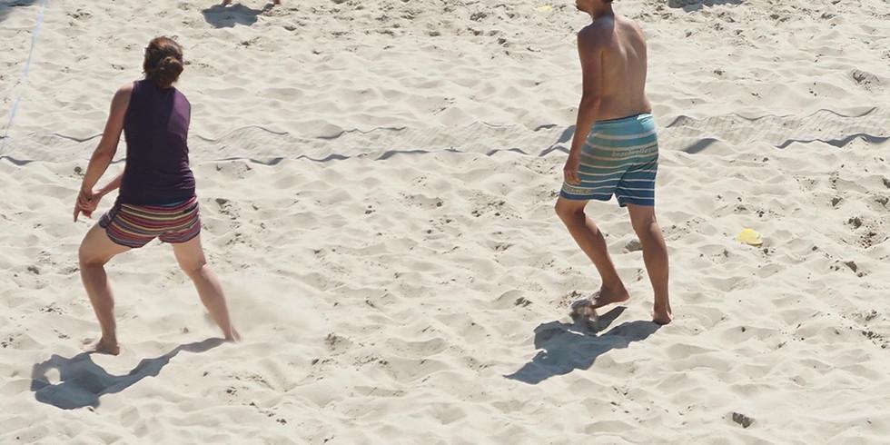 Mixed Beachvolleyball Sommertraining - Dienstag