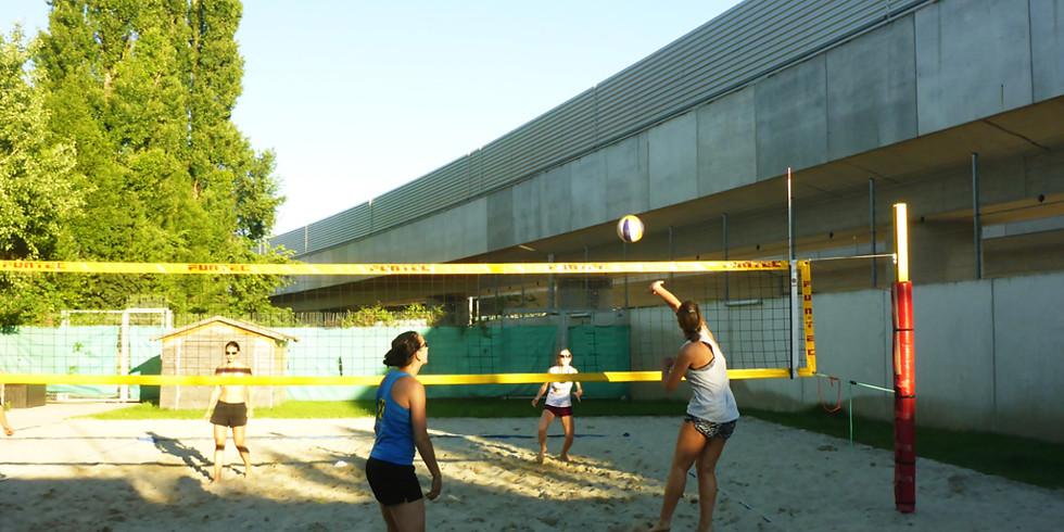 Damen Beachvolleyball Sommertraining - Donnerstag