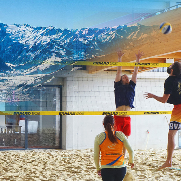 Krampus Beachcamp Zell am See