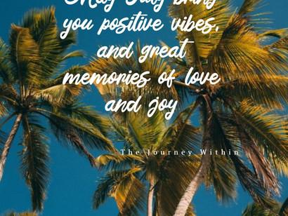 July positivity