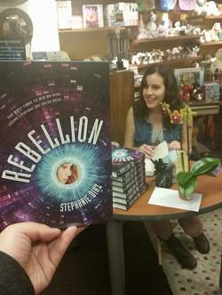 Rebellion Launch Party