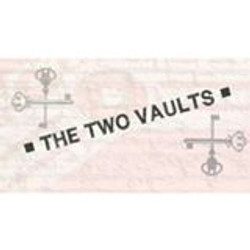 Two Vaults Cafe logo