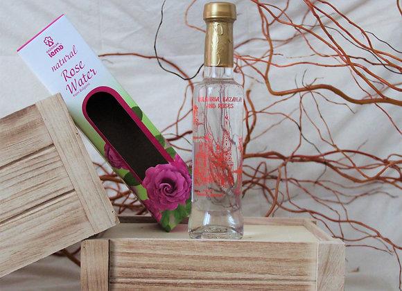 Eau de rose bouteille 200ml