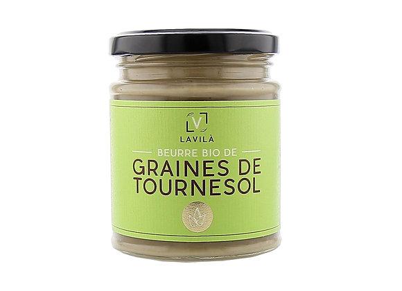 Beurre bio de graines de tournesol 200g