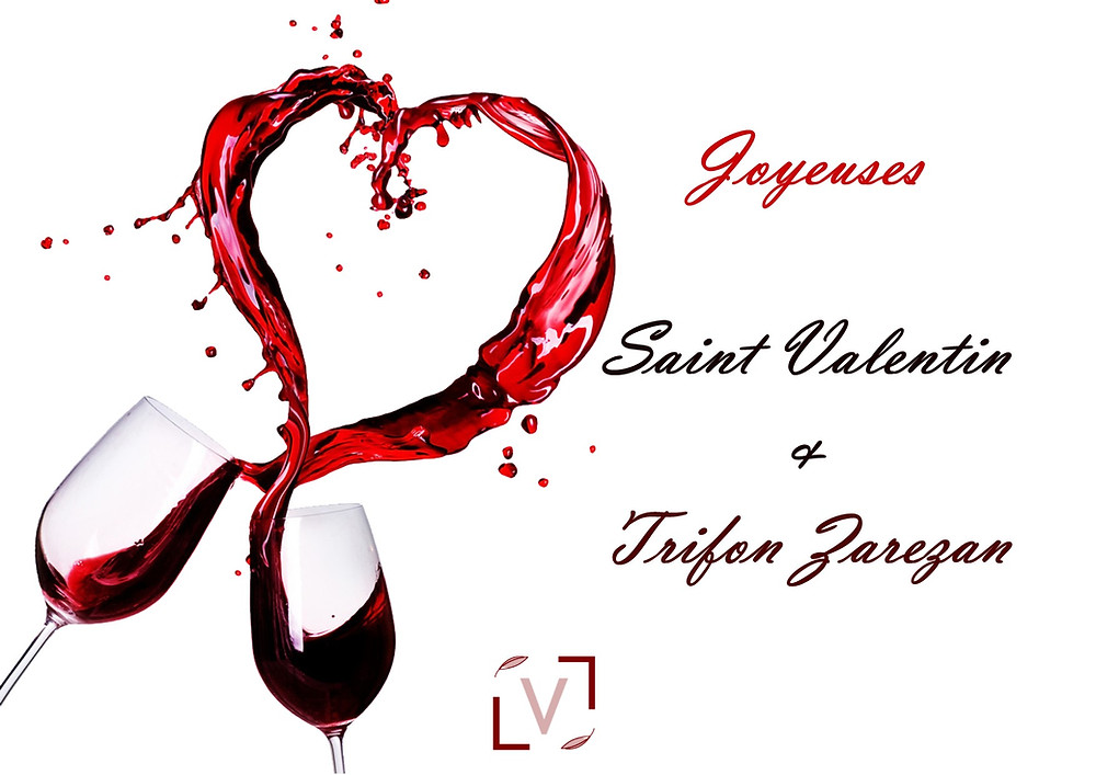 Lavila velentines's day card - carte de saint valentin