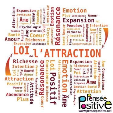 Conférence sur la Loi d'Attraction - Cléïa.com
