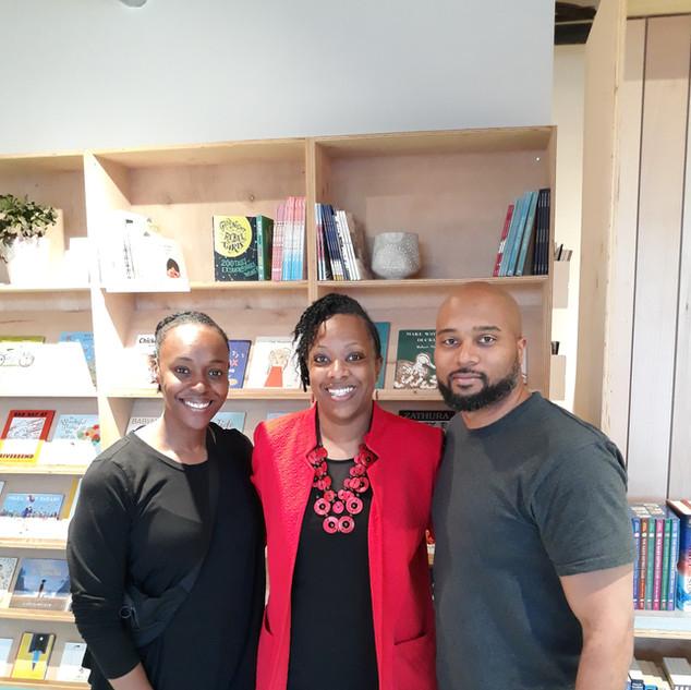 2020 Black Hist Month Author Showcase.jp