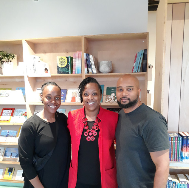 2020 Black Hist Month Author Showcase.jp