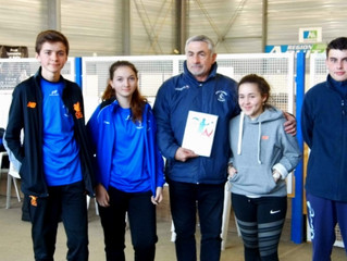 Portets Qualificatif Jeunes Double France