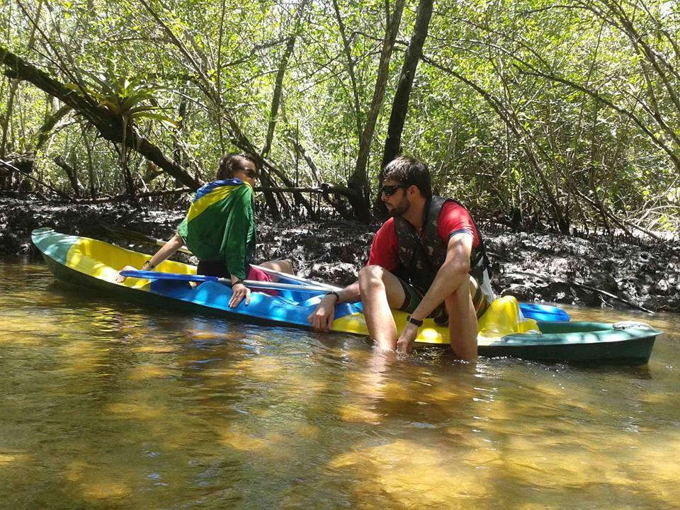 Parati Mangue - Paraty mangrove