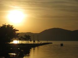 Sunset Paraty RJ BR