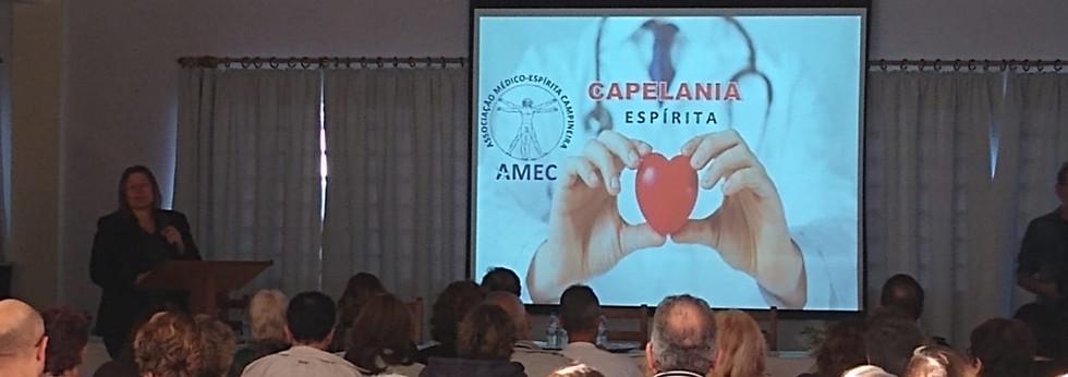 1º SEMINÁRIO CAPELANIA ESPÍRITA