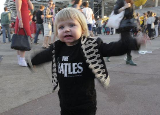 Baby Beatle (Worshippers)