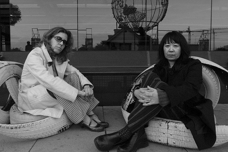 Ikue Mori and Zeena Parkins - 2006