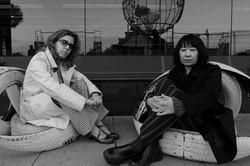 Ikue Mori and Zeena Parkins - 2006
