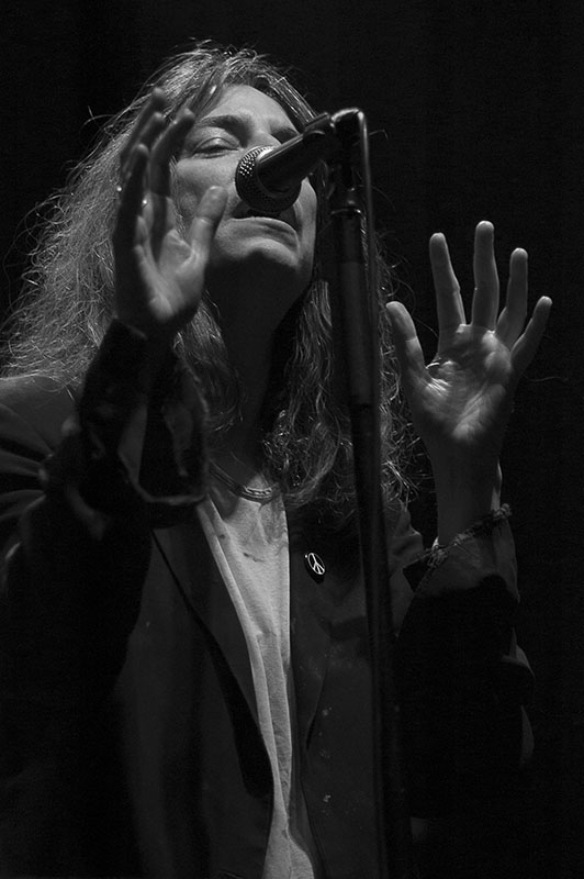 Patti Smith - 2004