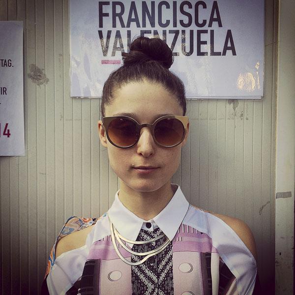 Francisca Valenzuela - 2014