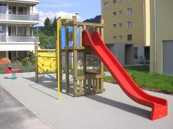 Projet de place de jeux