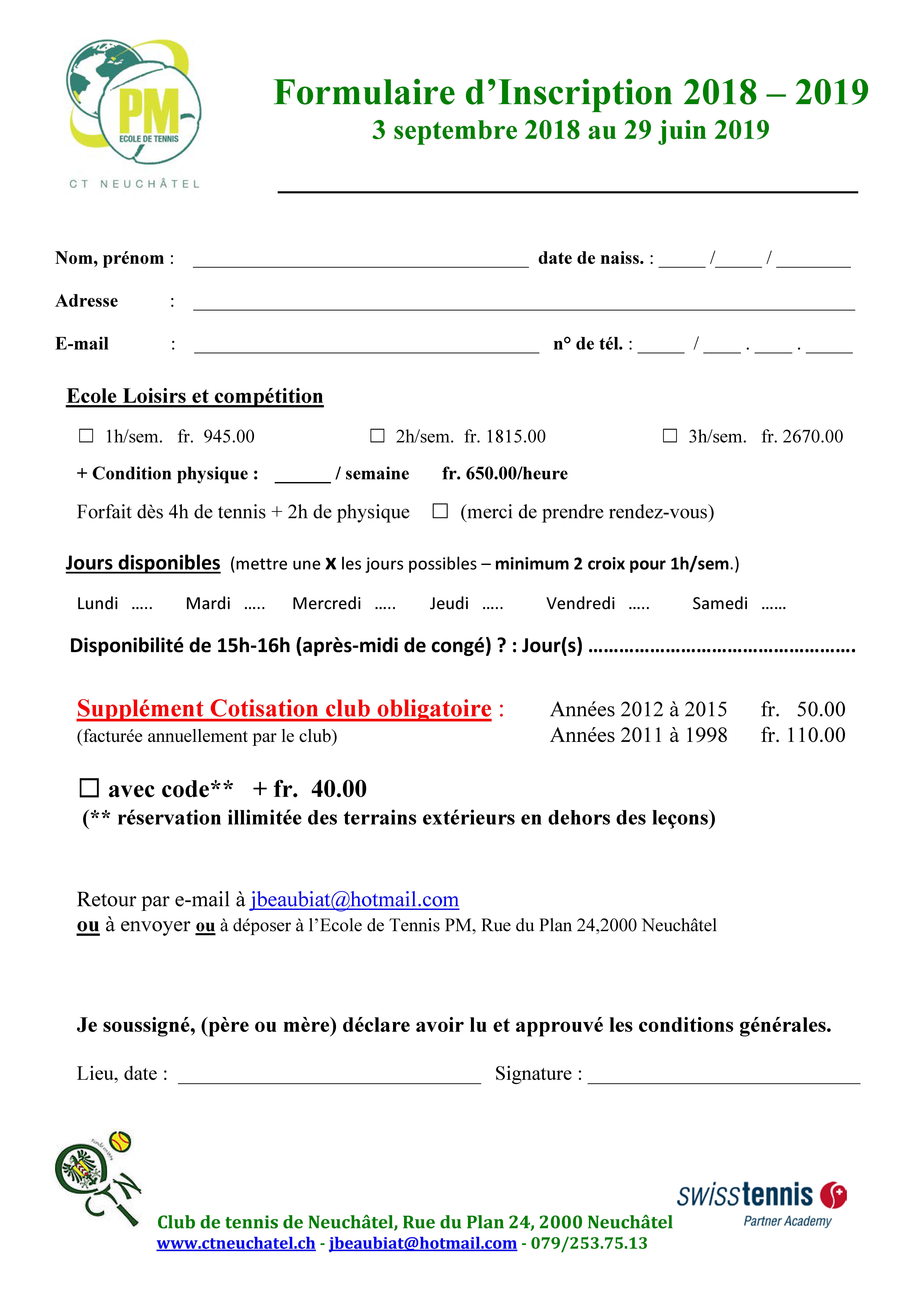 Inscriptions cours tennis. Formulaire 2018-2019_Page_1