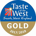 Taste of the West gold award logo.jpg