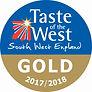 Taste of the West gold award logo.jpg