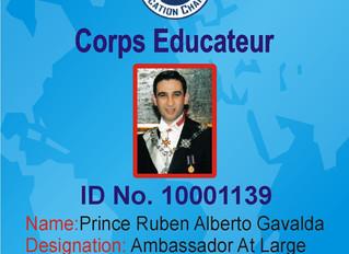CCLP WorldWide - Education Charter