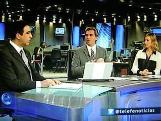 Grandes entrevistas: Telefe Noticias / Canal 11 tv