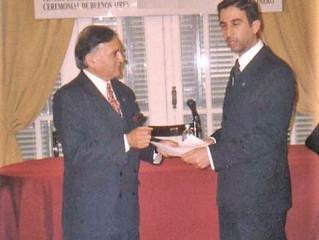 Primeras Jornadas de Ceremonial, Protocolo, Comunicación Social e Institucional Salta 2003
