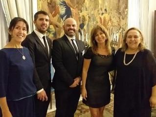Pasantía Profesional en la Embajada de Uruguay
