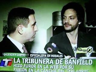 "Grandes entrevistas: Juan Manuel ""Rifle"" Varela para Toda Pasión de TN"