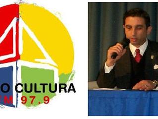 Ceremonial de las Fiestas de fin de año en el aire de Radio Cultura