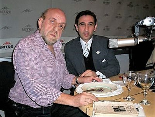 Famosos que se capacitaron con el profesor Gavaldá y Castro: Horacio Pagani