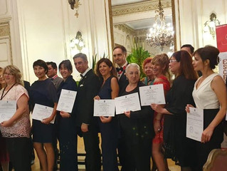 Entrega de Certificados Alumnos CAECBA ciclo lectivo 2019
