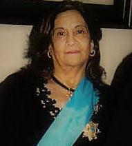 III Presidencia Honoraria: Excma. Sra. condesa de Ituarte