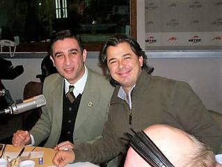 Protocolo a la italiana con Donato de Santis