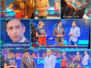 Ceremonial y Protocolo en Los Especialistas del Show