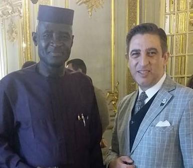 Embajador Nigeria