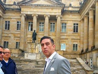 Visita oficial al Capitolio Colombiano y a la Dirección de Protocolo de su Senado