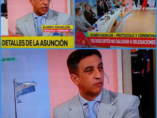El Prof. Gavaldá y Castro en Involucrados 2019